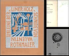Kunst Sammlung erstellt von Versandantiquariat Dr. Peter Rudolf