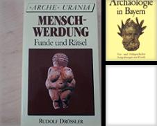 Archäologie Sammlung erstellt von Antiquariat Bücherlöwe