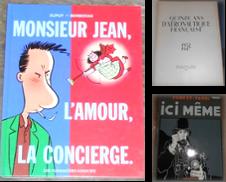 Bande dessinée, humour Proposé par Librairie Sedon
