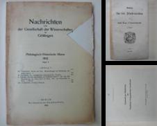 allg Sammlung erstellt von Antiquariat Steinwedel