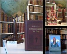 Abenteuerliteratur Sammlung erstellt von Versandantiquariat Willi Mattutat