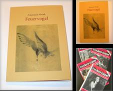 German Books Sammlung erstellt von Yves G. Rittener - YGRbookS