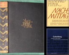 01 BUCHWESEN Sammlung erstellt von LIST & FRANCKE