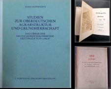 Bavarica neu Sammlung erstellt von Antiquariat J. Kitzinger