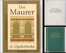 Architektur Sammlung erstellt von Buchkanzlei