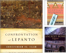 Ancient History Curated by Emily's Books