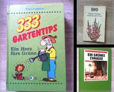 Garten Sammlung erstellt von Die Bücherkiste