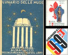 Almanacchi de Ferraguti service s.a.s. - Rivisteria