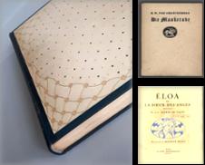 Bibliophilie Sammlung erstellt von Stader Kunst-Buch-Kabinett ILAB