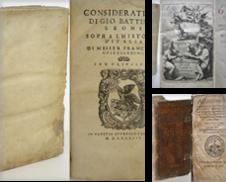 Alte Drucke bis 1700 Sammlung erstellt von Antiquariat Werner Steinbeiß