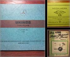 Autos Zweiräder Nutzfahrzeuge Sammlung erstellt von Antiquariat OldieWeb Thüringen