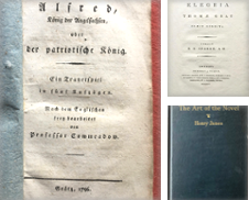 English literature Curated by Jack Baldwin Rare Books