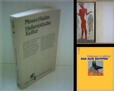 Antike Sammlung erstellt von Antiquariat Johannes Hauschild