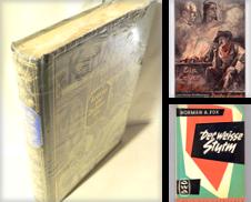 Abenteuerliteratur Sammlung erstellt von Kunze, Gernot, Versandantiquariat