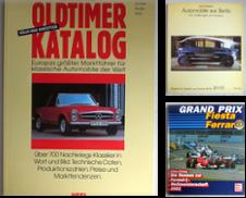 Auto Sammlung erstellt von VersandAntiquariat Claus Sydow