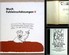 Belletristik (Comics & Humor) Sammlung erstellt von Antiquariat und Verlag Nikolai Löwenkamp