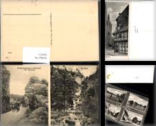 Ansichtskarten Deutschland Sammlung erstellt von Versandhandel Lehenbauer