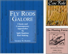 Bamboo Rods & Cane Rodcrafting Curated by Fireside Angler