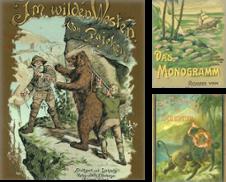 Abenteuerreisen Sammlung erstellt von Antiquariat  Fines Mundi