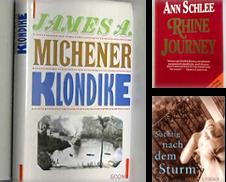 Amerikanische Literatur Sammlung erstellt von Antiquariat Christoph Wilde