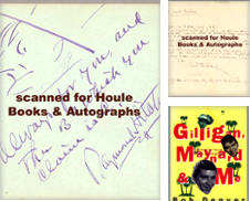 Performing Arts Curated by Houle Rare Books/Autographs/ABAA/PADA