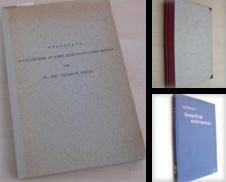 Anthropologie Sammlung erstellt von Antiquariat Hamecher