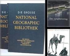 Entdeckungsfahrten Sammlung erstellt von Antiquariat Gerd Pickener