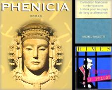 Französischsprachige Literatur Sammlung erstellt von Antiquariat Bücherkeller