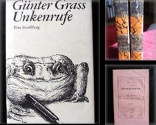 Erstausgaben der Literatur Sammlung erstellt von Antiquariat Seidel & Richter