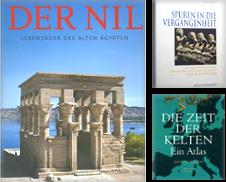 Altertum und Archäologie Sammlung erstellt von Antiquariat Buchtip Vera Eder