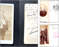 6 X 10.5 Cm Curated by photovintagefrance