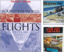 Aviation Curated by BOOK'EM, LLC
