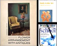 Art Curated by The Aviator's Bookshelf