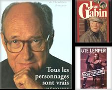 Biographies Proposé par Librairie Ancienne René Vernet