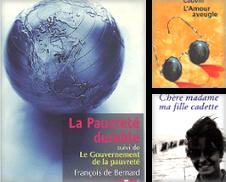 roman Sammlung erstellt von LIBRAIRIE DES 3 ABERS