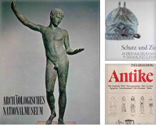Altertumsforschung Sammlung erstellt von Logo Books Buch-Antiquariat