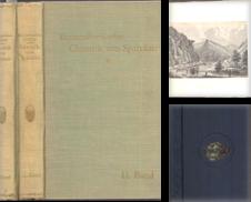 Geographie Sammlung erstellt von Antiquariat Düwal