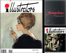 Illustrators Quarterly Sammlung erstellt von Print Matters
