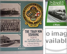 Railways Curated by Bennor Books IOBA