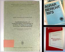 Agriculture Sammlung erstellt von Hofbuchhandlung Löwenberg - Antiquariat