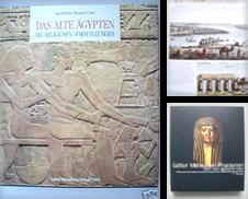 Ägypten Sammlung erstellt von Versandantiquariat Harald Quicker