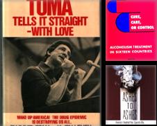 Alcoholism & Drugs Di Willis Monie-Books, ABAA