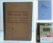 Adress- und Telefonbücher Sammlung erstellt von CeBuch