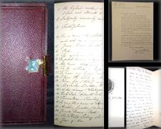 Autographen Sammlung erstellt von Antiquariat Löcker