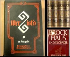 Adressbücher Sammlung erstellt von Antiquariat Bernhard
