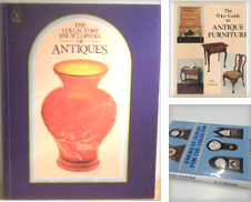 Antiques Curated by Alexander Books