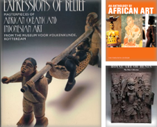 African Art (Folk / Naive / Ethnic) Sammlung erstellt von Penobscot Books