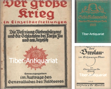 1. Weltkrieg Curated by Tiber-Antiquariat