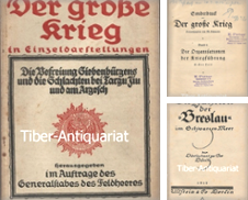 1. Weltkrieg Sammlung erstellt von Tiber-Antiquariat