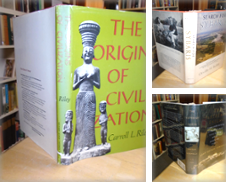 Archaeology Curated by Gunstock Hill Books